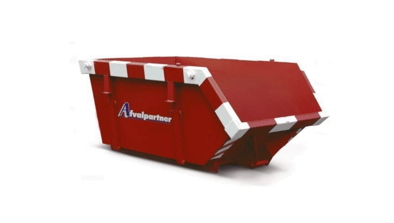 Afzetcontainer huren | 4m3